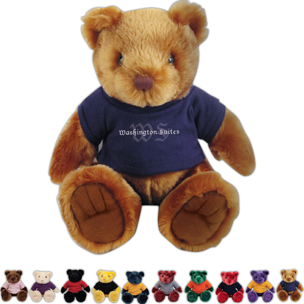 Customized Chelsea Plush Knuckles Teddy Bear