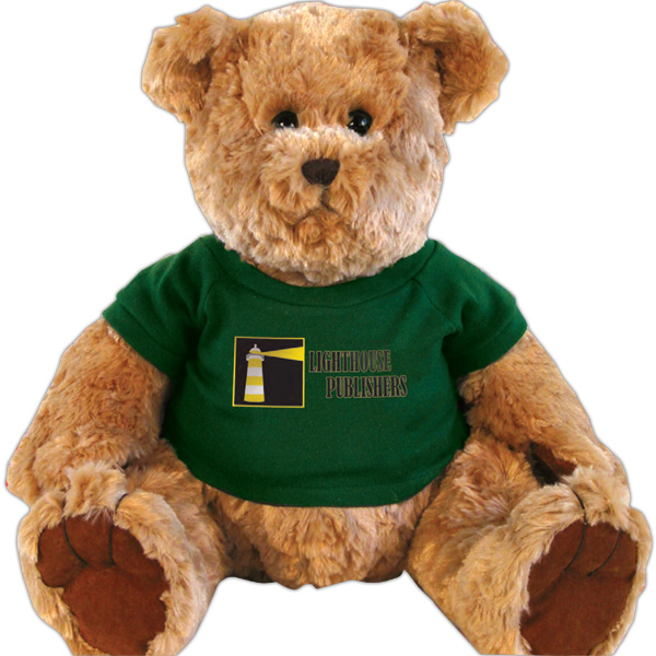 Imprinted Plush Chelsea Teddy Bear (TM)