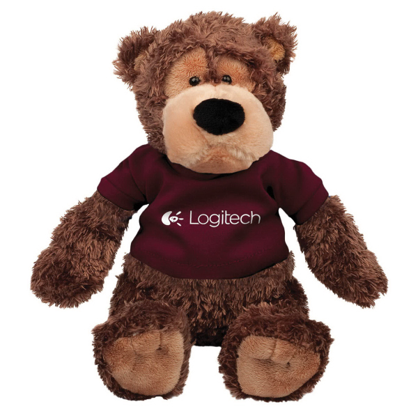 Customized Gund (R) Plush Hugo Teddy Bear
