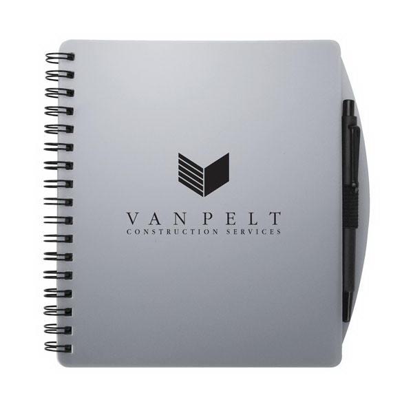 Personalized Impact Notebook With Pen