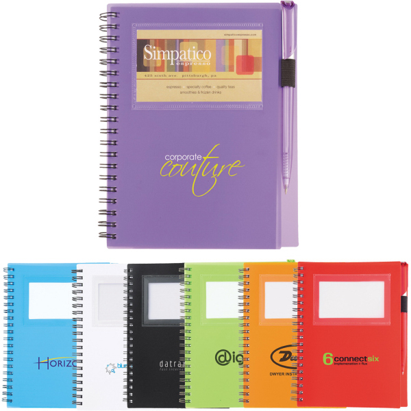Promotional The Star Spiral Notebook