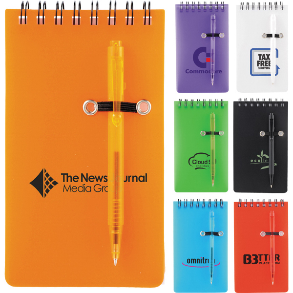 Personalized The Daily Spiral Jotter