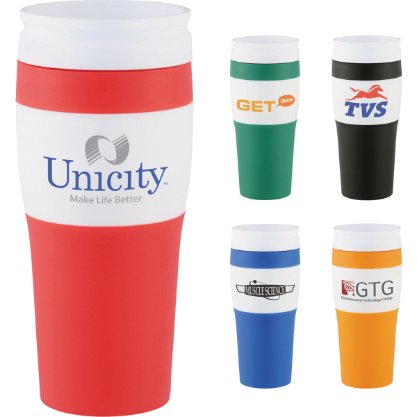 Promotional Lucia 16-oz Travel Tumbler