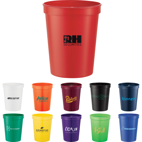 Promotional Rally 16-oz. Stadium Cup