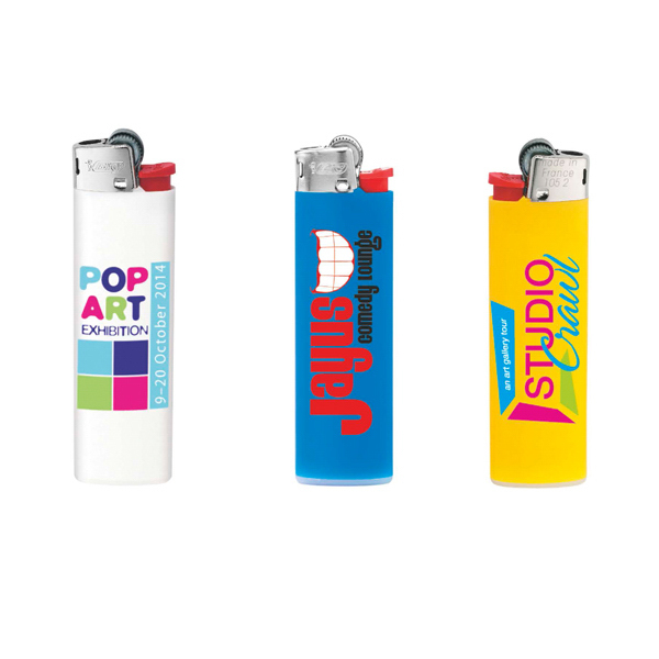 Promotional BIC (R) J23 Slim Lighter