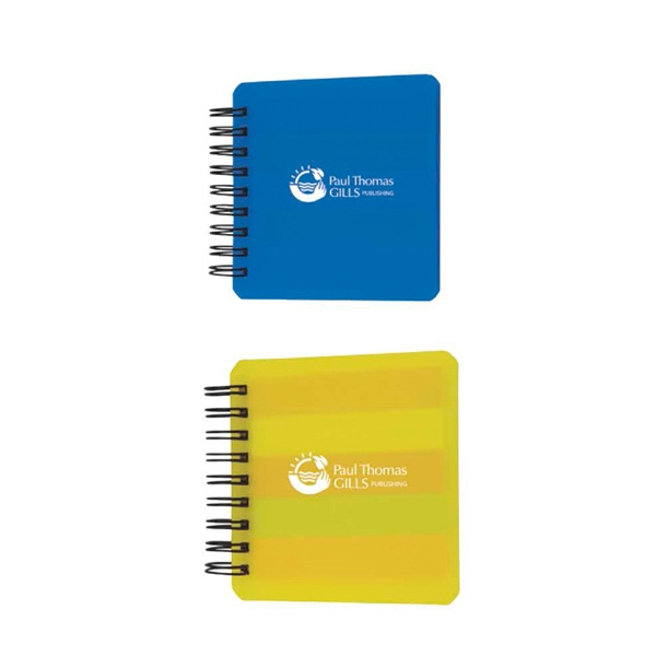 Imprinted Adhesive Memo Notepad