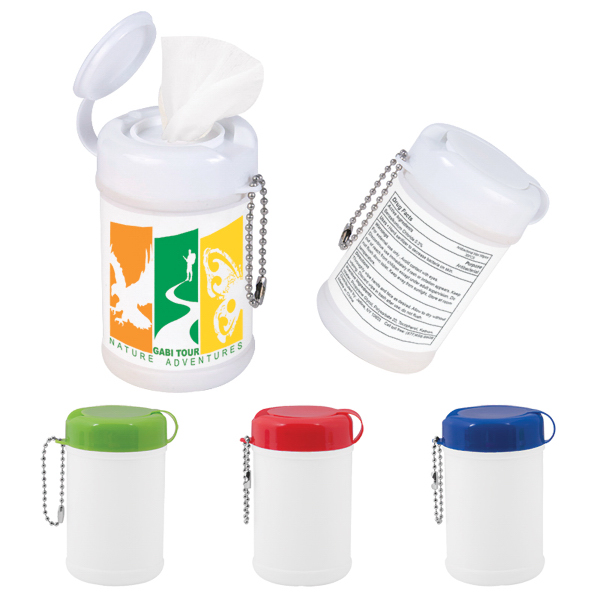 Customized Canister Sanitizer