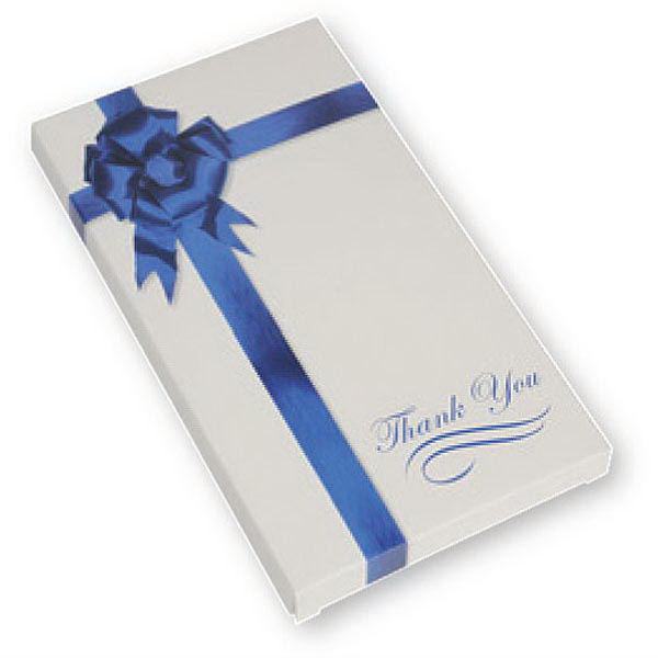 Printed Thank You Gift Box
