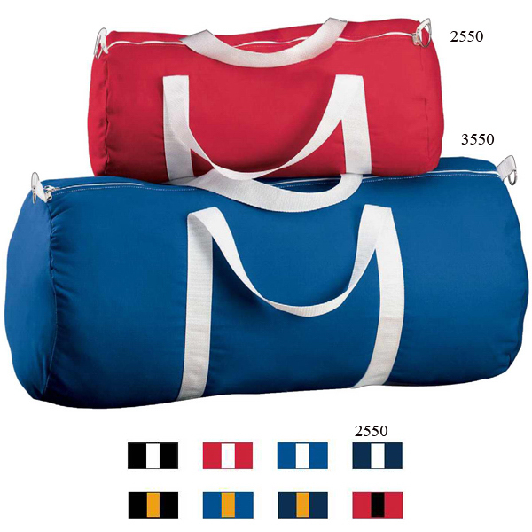 Promotional Medium Canvas Sport Bag
