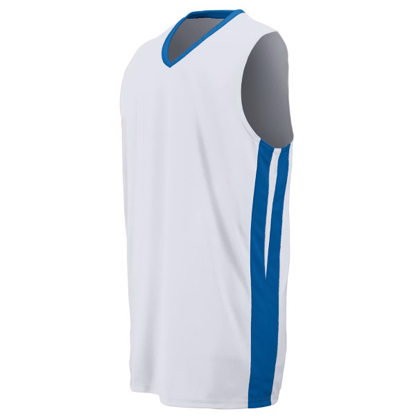Customized Adult Triple-Double Game Jersey