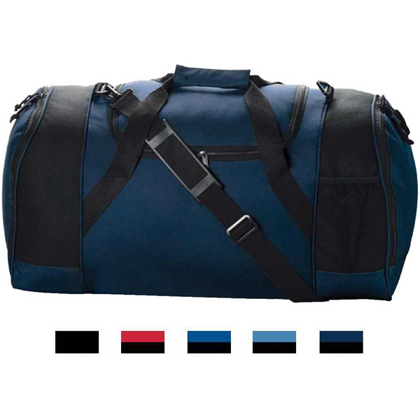 Customized Duffel Bag with Ball Pocket