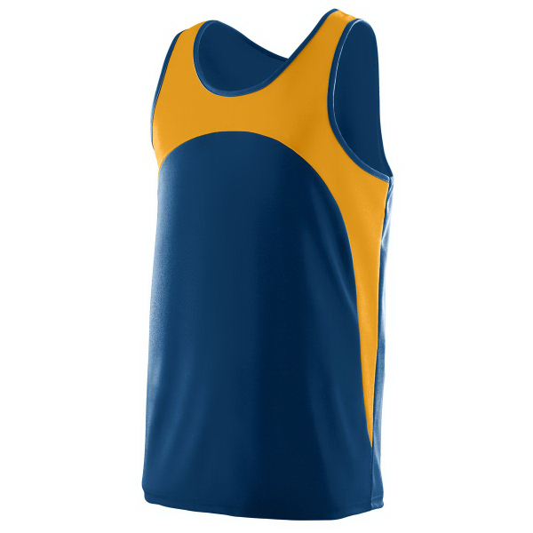 Printed Youth Velocity Track Jersey