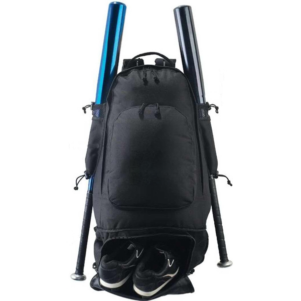 Customized Expandable Bat Backpack