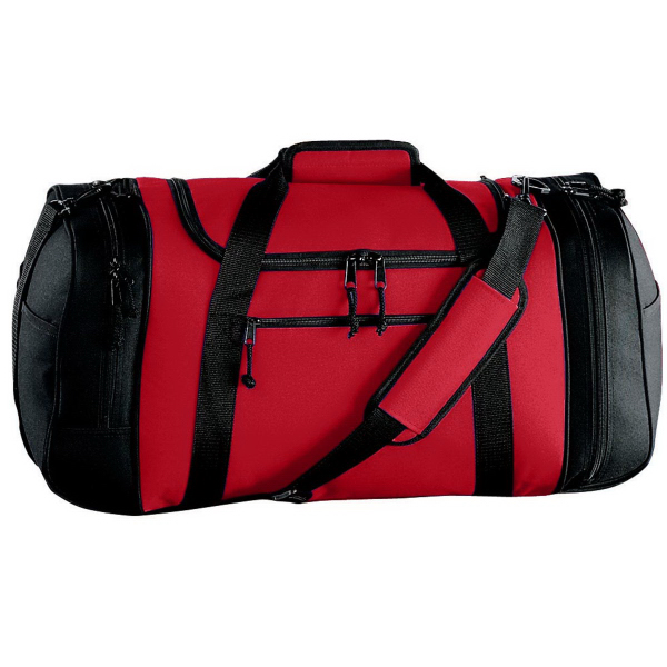 Custom Sport Bag with Shoe Pocket