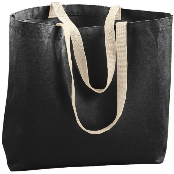 Custom Jumbo Tote Bag
