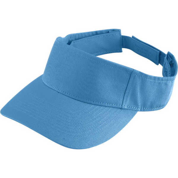 Imprinted Adult Sport Twill Visor