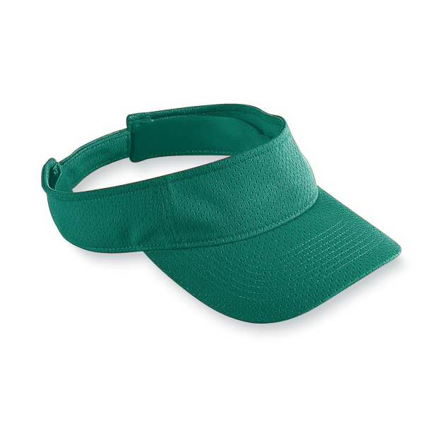 Imprinted Adult Athletic Mesh Visor