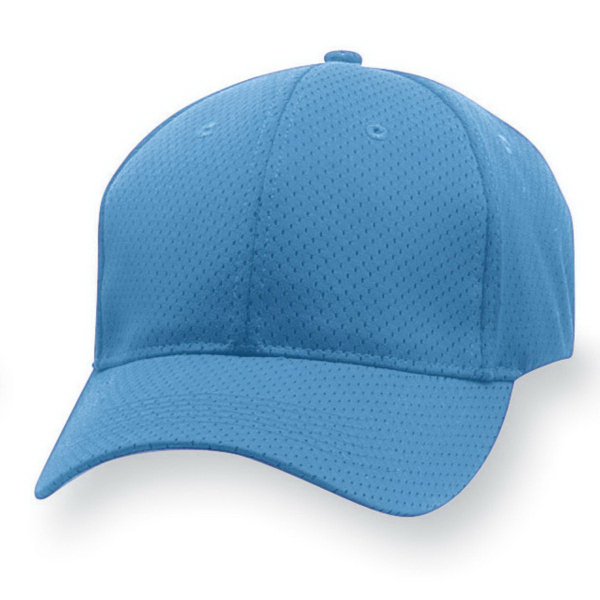 Customized Youth Sport Flex Athletic Mesh Cap