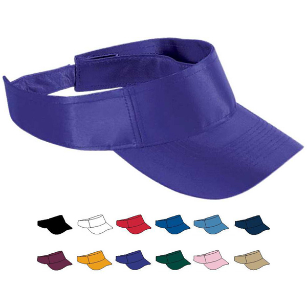 Personalized Adult Dazzle Visor