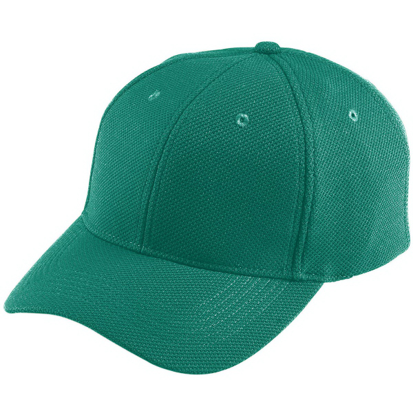 Imprinted Youth Adjustable Wicking Mesh Cap