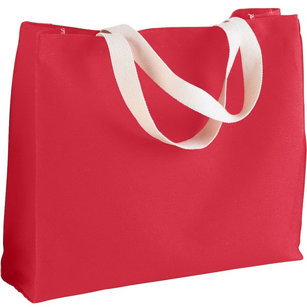 Personalized Gusset Tote Bag