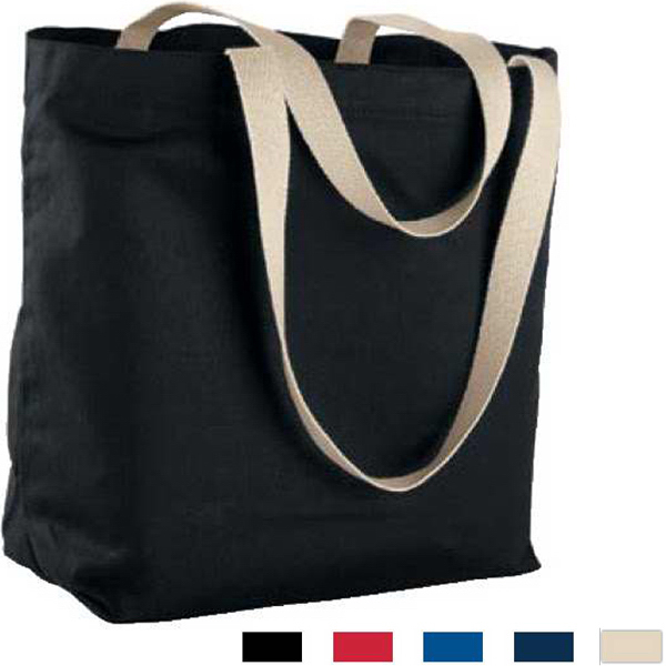 Printed Twill Tote