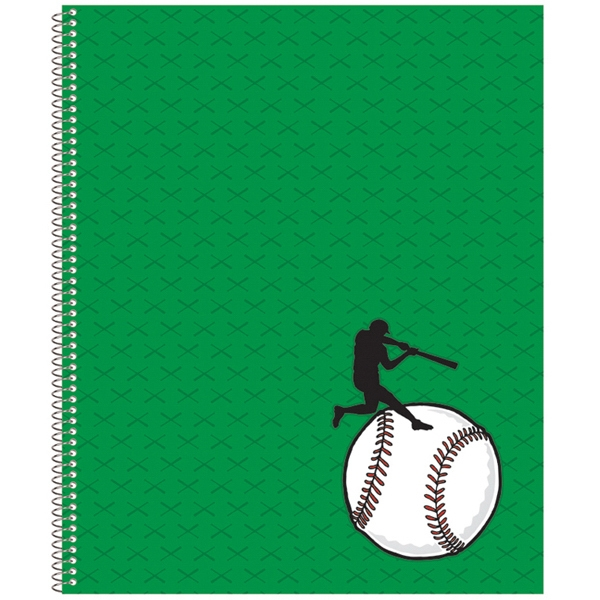Customized Econo Composition Notebook