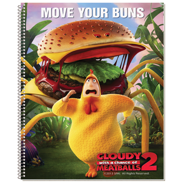 Promotional Econo Composition Notebook