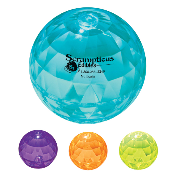 Personalized Hi Bounce Diamond Ball
