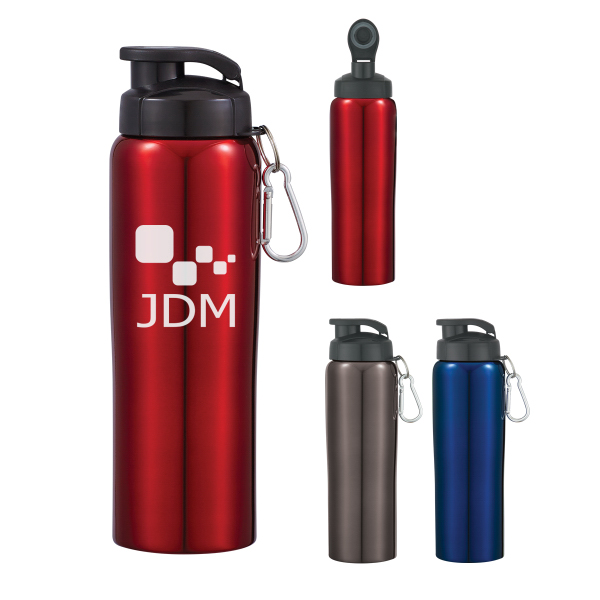 Customized 24 oz. Stainless Steel Bike Bottle