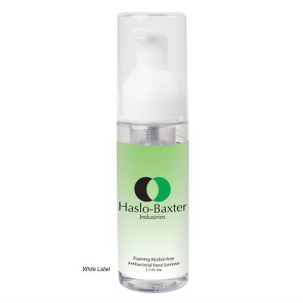 Customized 1.7 oz. Foaming Hand Sanitizer