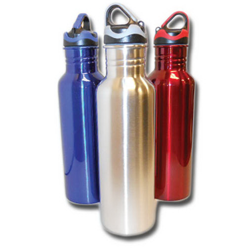 Promotional 24 ounce stainless steel bottle