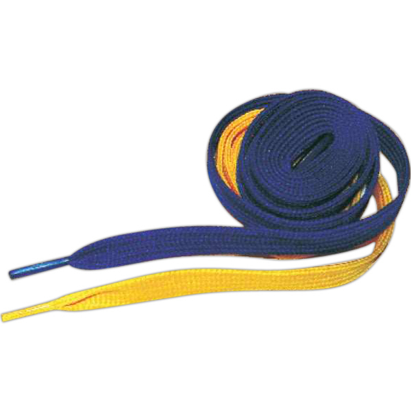 Promotional Game Day Plain Laces