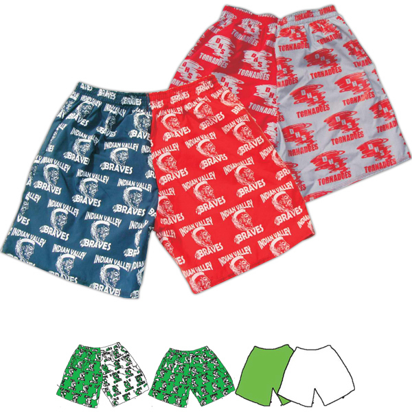Promotional Game Day Boxer Shorts
