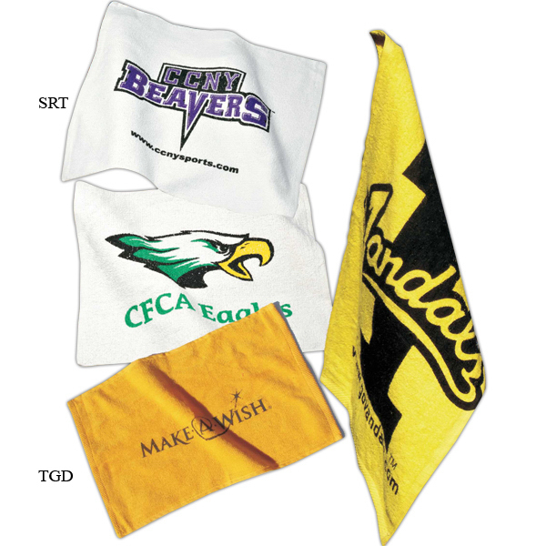 Imprinted Spirit towel
