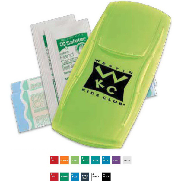 Imprinted Protect (TM) Care Kit