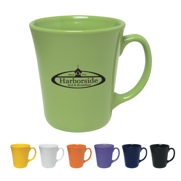 Imprinted 14 oz. The Bahama Mug