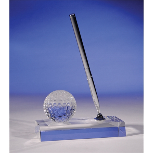 Imprinted Golf Ball Pen Stand