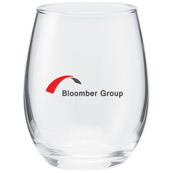 Printed 5.5 oz Perfection Stemless Wine