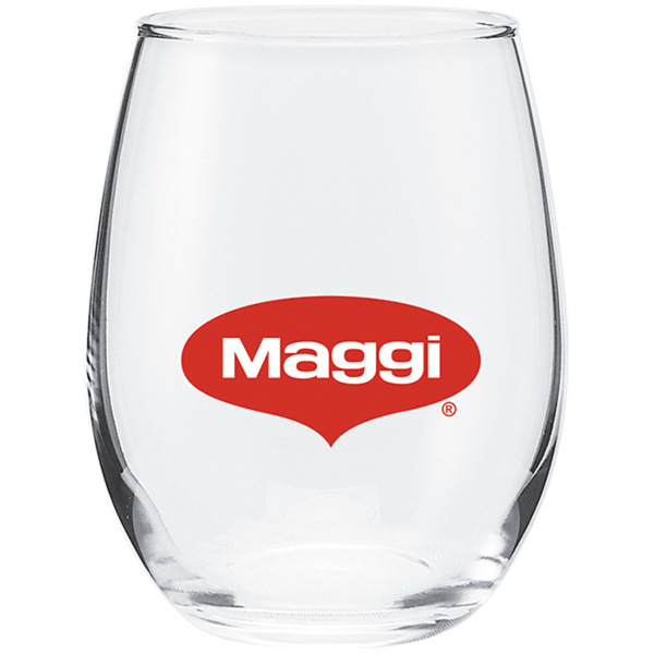 Custom 15 oz Perfection Stemless Wine