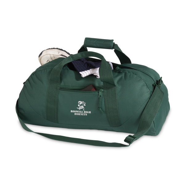 Imprinted Value Sports Duffel