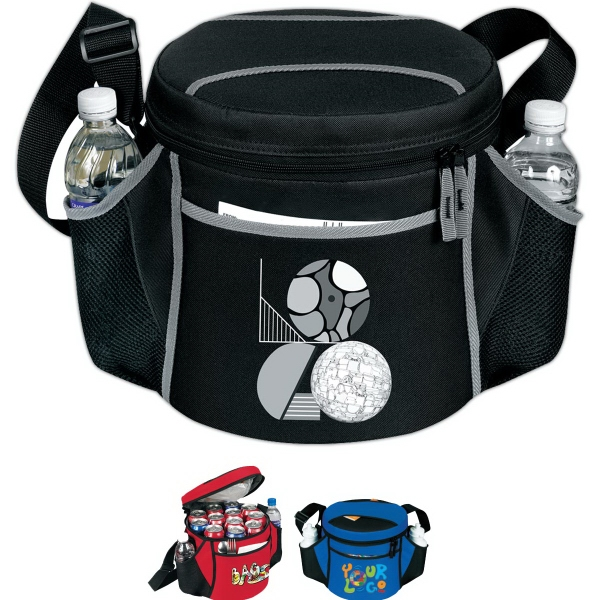 Imprinted 24 Pack Plus Sports Cooler