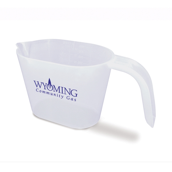 Printed Cook's Choice Two-Cup Measuring Cup