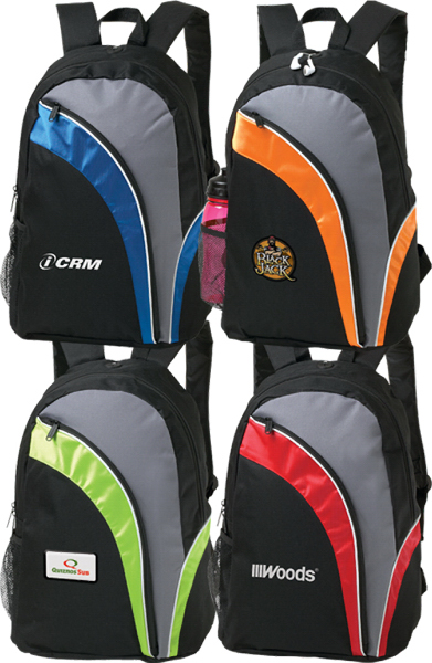 Imprinted Visions Backpack