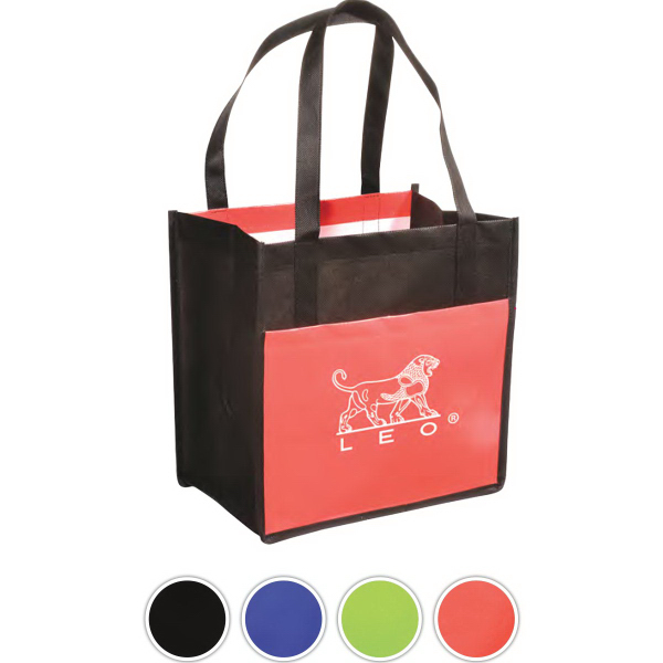 Promotional Laminated Enviro-Shopper - 80GSM