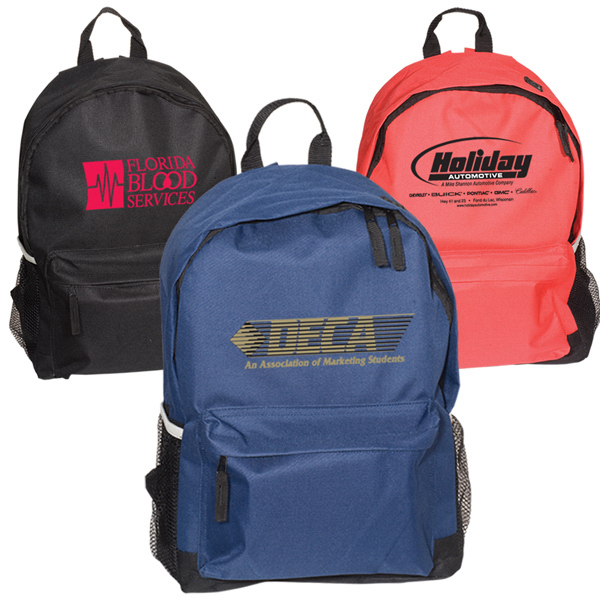 Imprinted Dean's List Backpack