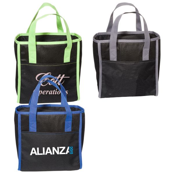 Personalized Gourmet Lunch Tote