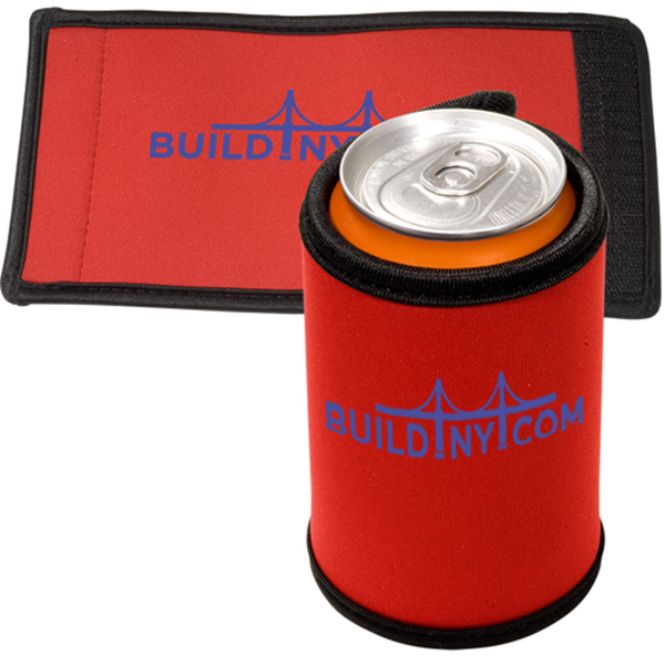 Promotional Beverage Wrap Neoprene