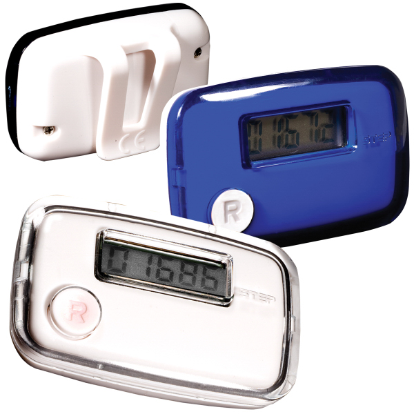Imprinted Stride Pal Step Meter