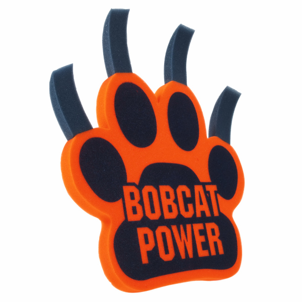 "Personalized 14"" Foam Paw Mitt"